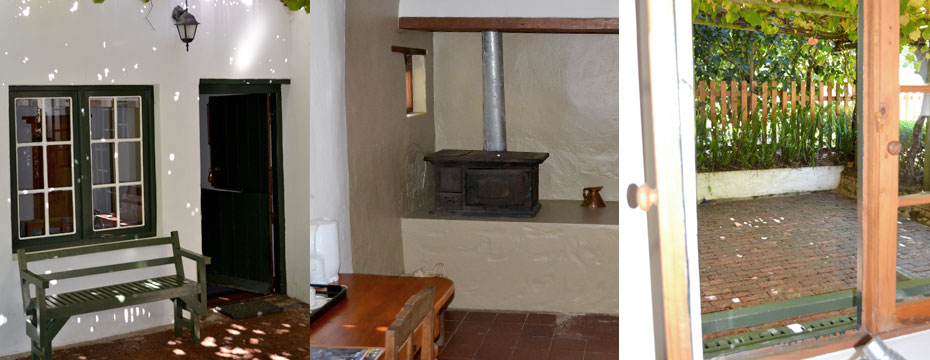 The Stove Exterior